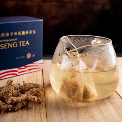 正康美國花旗蔘茶包